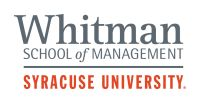 Login to SU Whitman